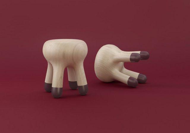The Mammal Stool