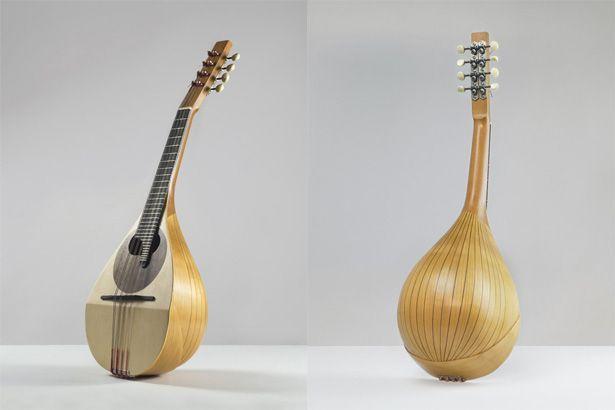 Mandolino diseño contemporáneo
