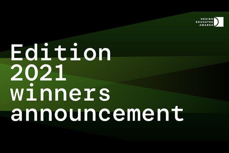 Ganadores Design Educates 2021