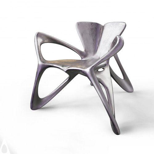 Silla Butterfly diseñada por Wei Jingye y Wang Yiqin