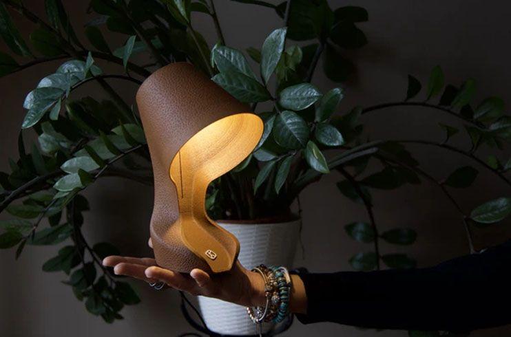 Ohmie lámpara cáscaras naranja
