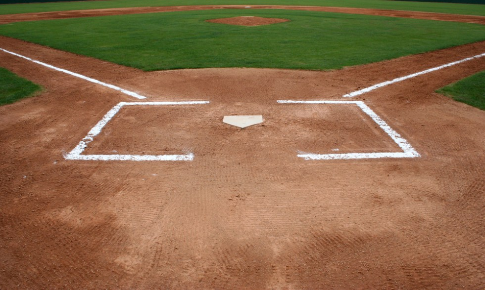 Baseball And Softball Team Names That Hit It Out Of The Park, infield at home plate