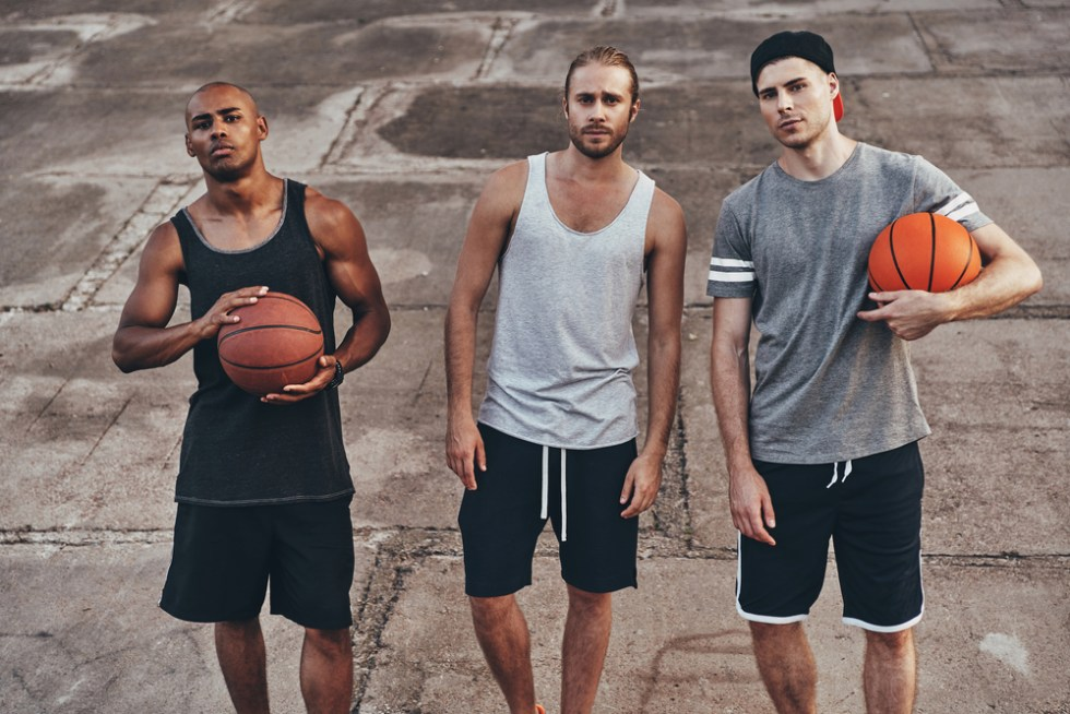 Cool And Unique Team Names Perfect For Your Group, Basketball men team