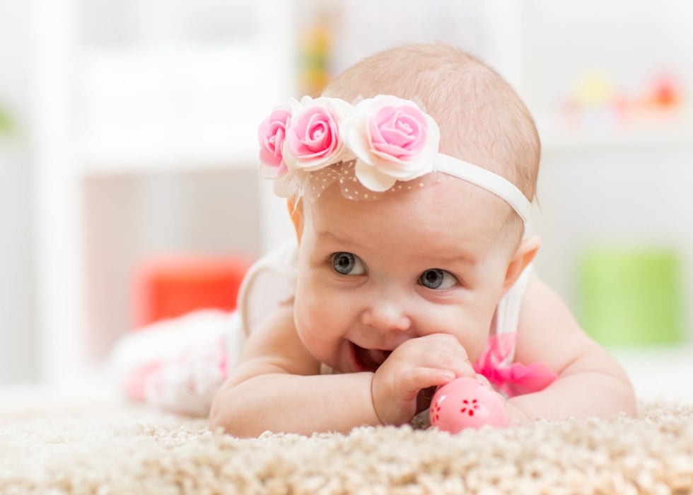 Cute And Sweet Nicknames For Your Darling Baby Girl