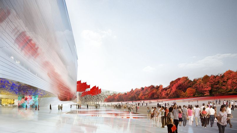NAMOC Beijing CHina By Jean Nouvel 008 Ideasgn
