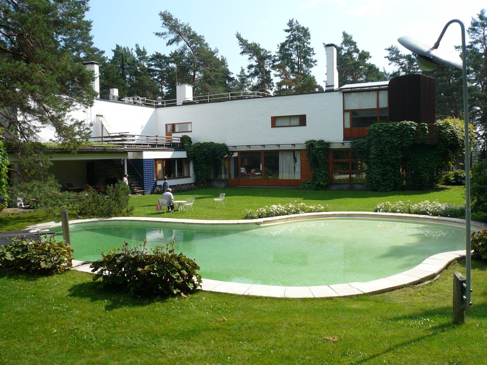 Villa Mairea Alvar Aalto Ideasgn