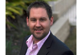 Australian entrepreneur Chris O'Halloran