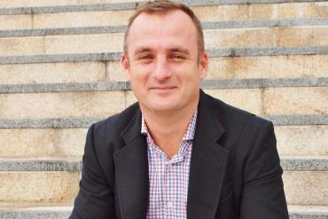 Australian entrepreneur Brad Scoble