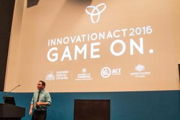 InnovationACT Launch 2016