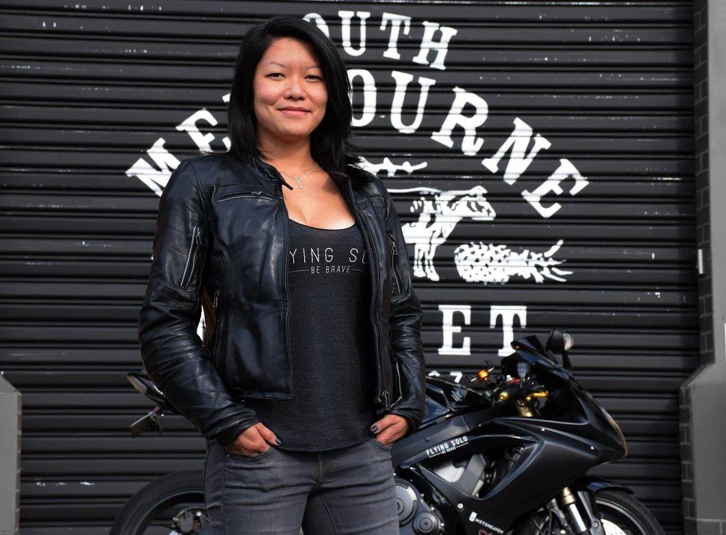 Amanda Chan, Flying Solo Gear Co.