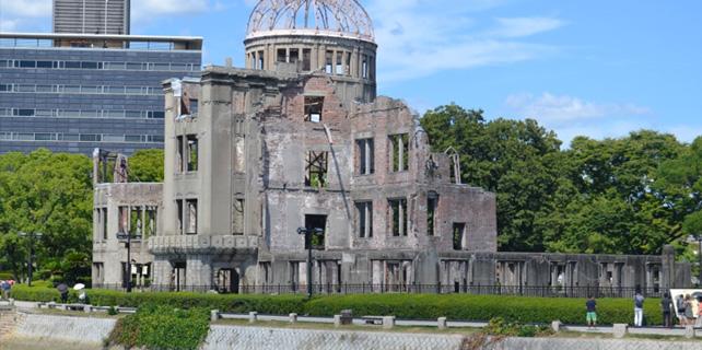 Es necesario que el recuerdo de la devastación de Hiroshima y Nagasaki no se convierta en una rutina conmemorativa anual