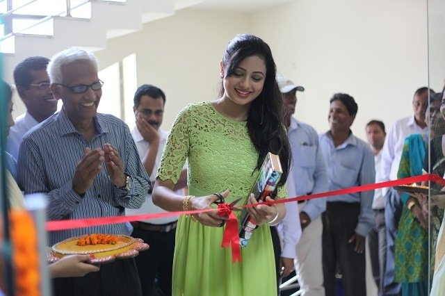 Archita Sahu Inaugurating Xavier School of Communications