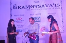 Rural Manager's Association of XIMB,XUB launches Gramotsava 2015
