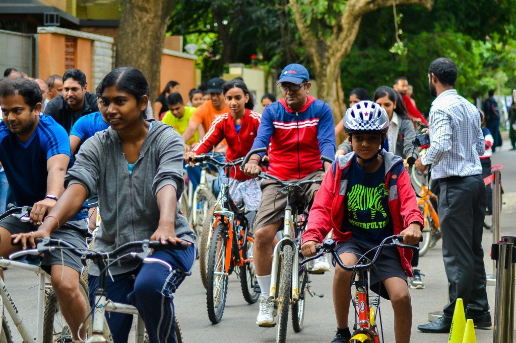 Cycle Day 2016