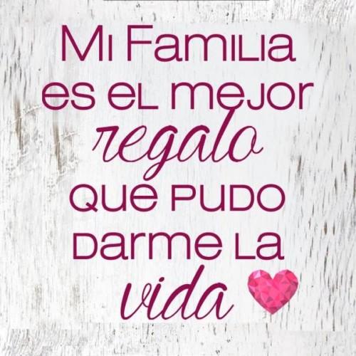 Frases De Amor Para Mi Familia