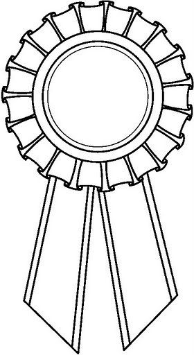 RIBBON_AWARD_BW
