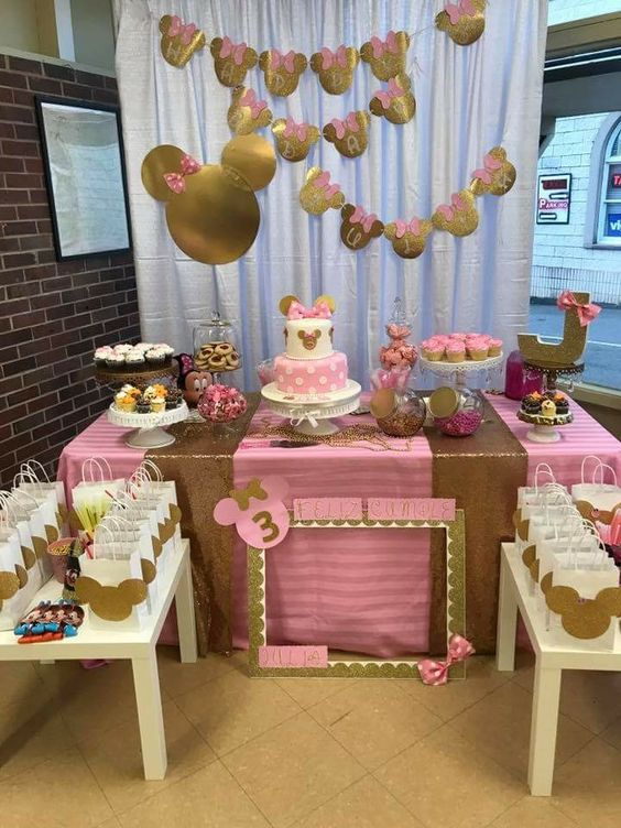 Como Shower Para Minnie Mouse Invitaciones Hacer Baby De