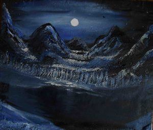 15. Mountains and the Moon