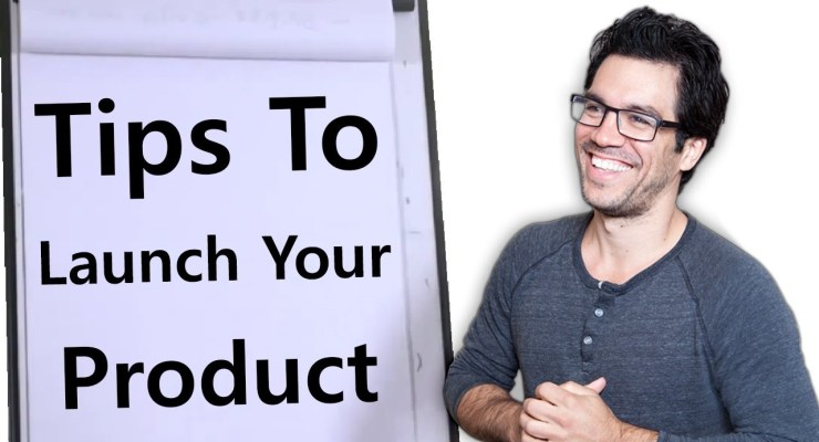 5 Tips to Launching a Successful Product