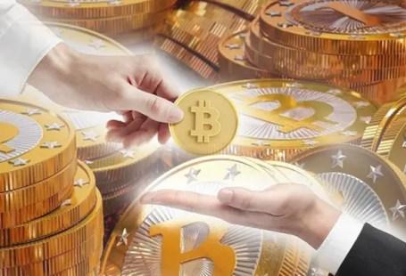 bitcoin demand