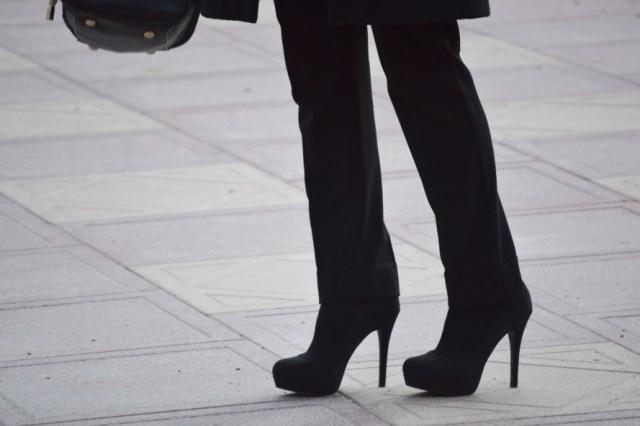 pantalón formal