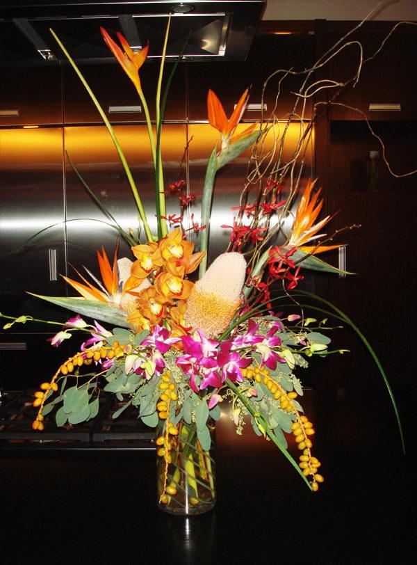 40 Creative Flower Arrangement Ideas 2017