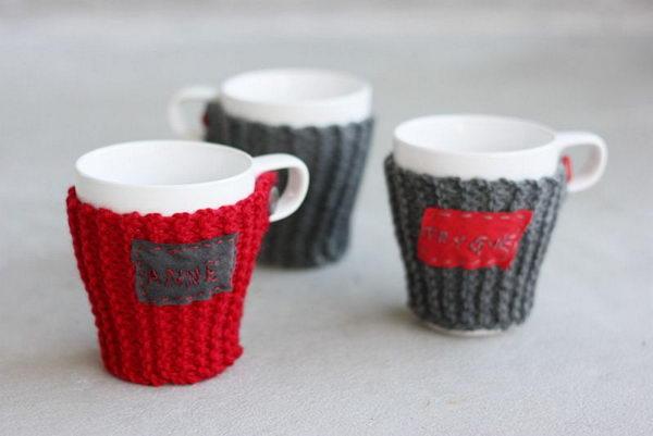 20 Cool Crochet Coffee Cozy Ideas Amp Tutorials 2017