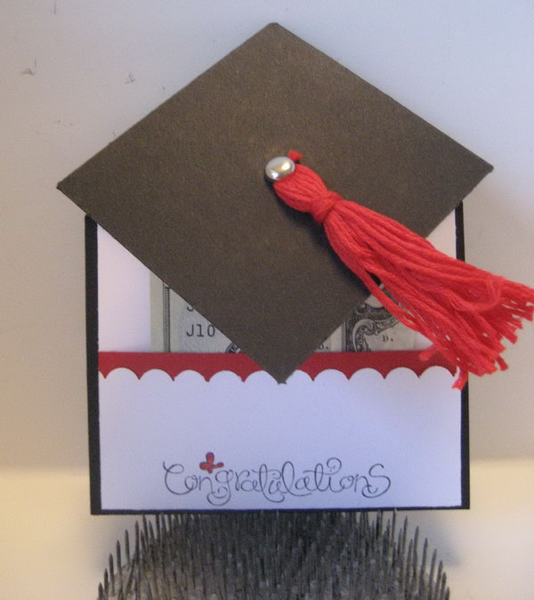25 DIY Graduation Card Ideas 2017