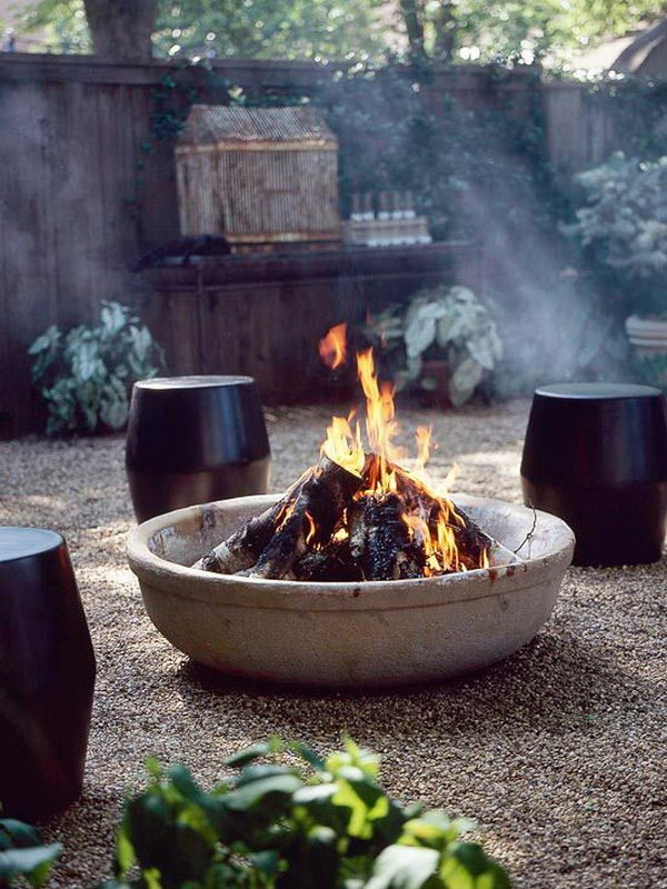 How to DIY a Fire Pit for Your Backyard: Ideas and ... on Backyard Fire Pit Ideas Diy id=36706