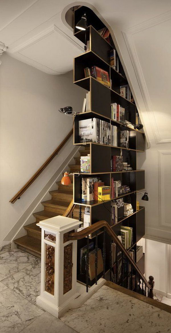 Cool Home Library Ideas 2017 on Awesome Ideas  id=25862
