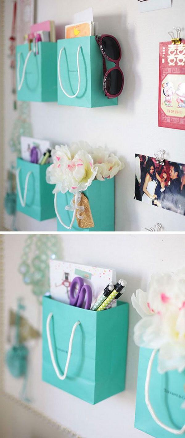 25+ DIY Ideas & Tutorials for Teenage Girl's Room ... on Room Decoration Girl  id=95348