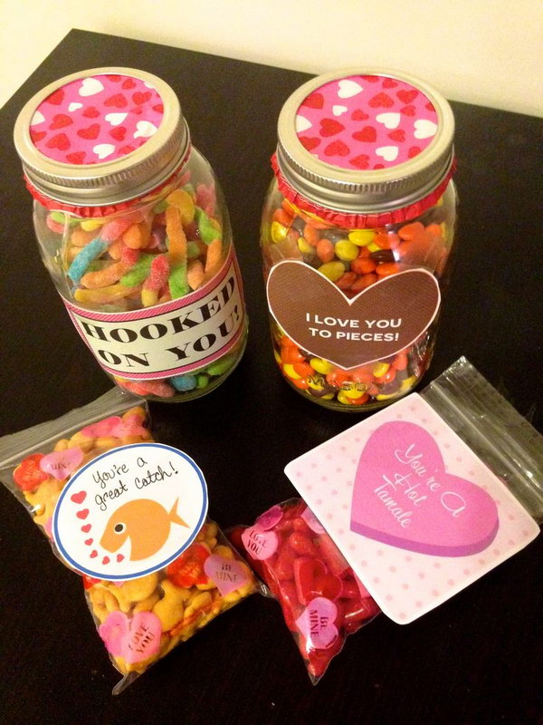 Diy Gifts For Boyfriend Mason Jar Wwwimgkidcom The