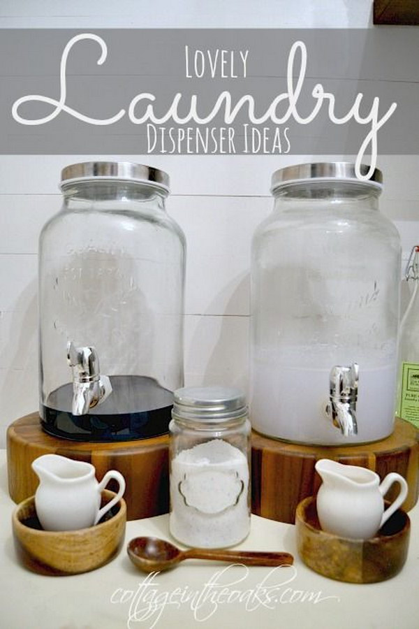 50 Laundry Storage And Organization Ideas