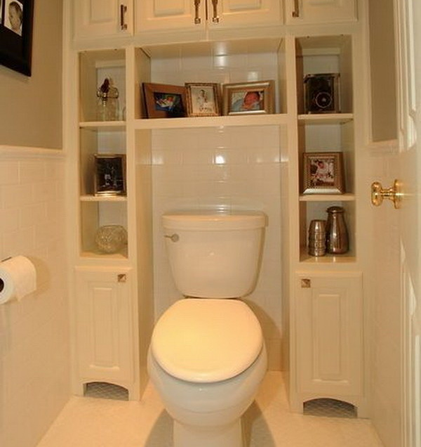 Image Result For Diy Bathroom Storage Ideas