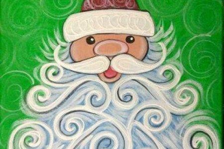 Cute Christmas Paintings