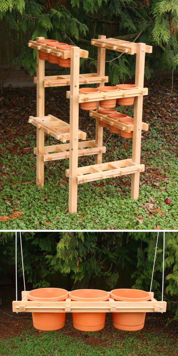 30+ Cool Indoor and Outdoor Vertical Garden Ideas 2017 on Wooded Backyard Ideas id=92074