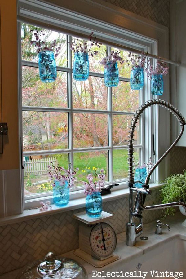 15+ Easy DIY Window Decorating Ideas 2017 on Picture Hanging Idea  id=41227