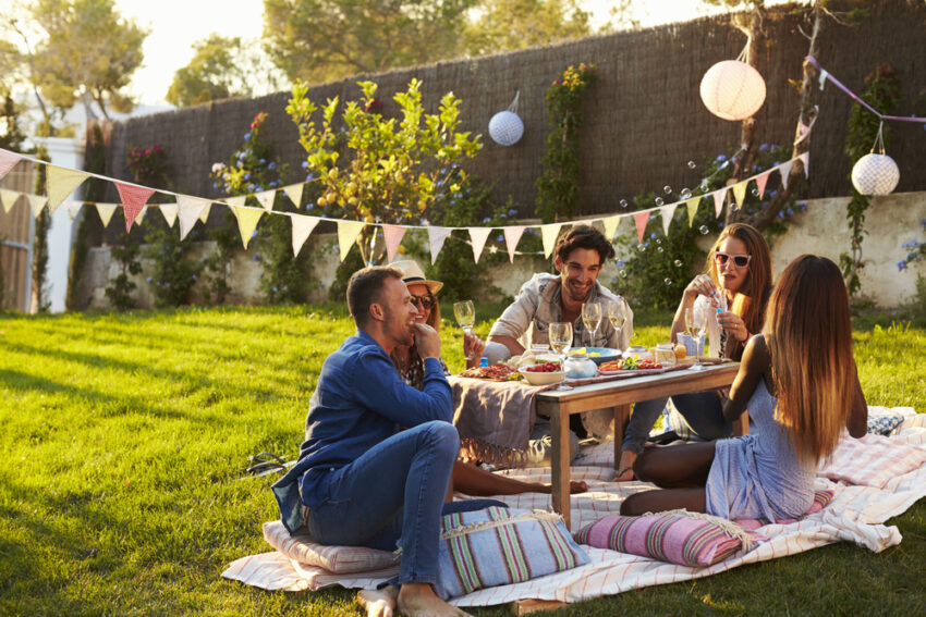 41 Best Garden Party Ideas You Shouldn't Miss