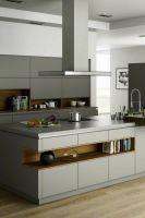 Graue Küche Die 6 schönsten Ideen und Bilder   Wood Ideas
