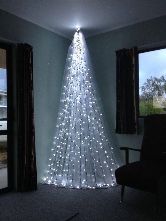 How Hang Christmas Lights