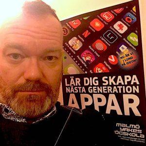 Föreläsning på Malmö Yrkeshögskola