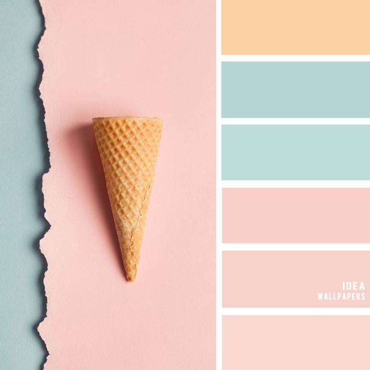 19 The Perfect Pink Color Combinations { Blush + light blue + Taupe Sand }, blush pink color palette, blush and light blue, blush colour palette #color #colorpalette ,blush #blush