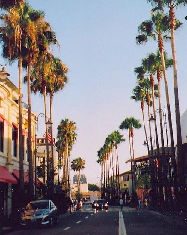 California here I come