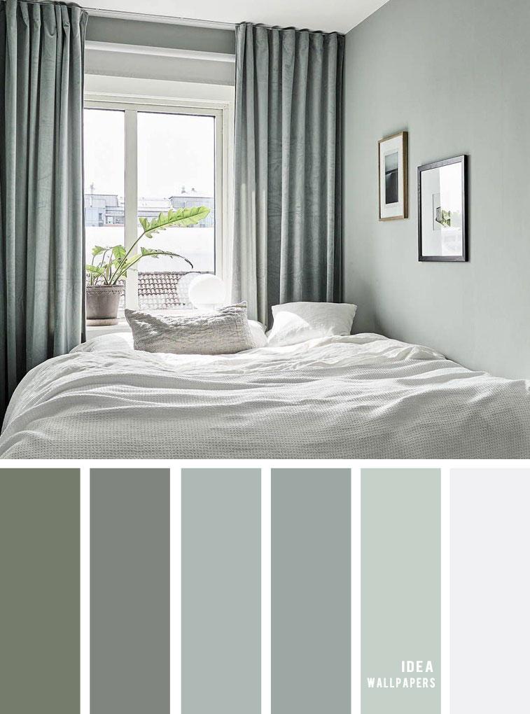 25 Best Color Schemes For Your Bedroom Sage Color For Bedroom