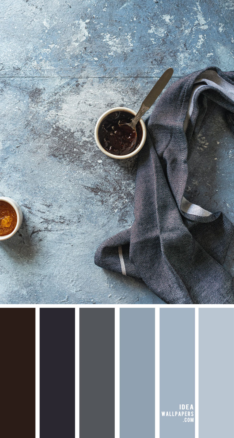 blue grey color palette, blue grey color combination, color palette, color scheme