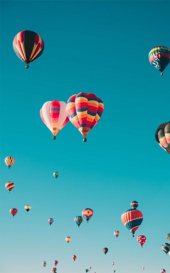 hot air balloons, hot air balloons iphone wallpaper, iphone wallpaper