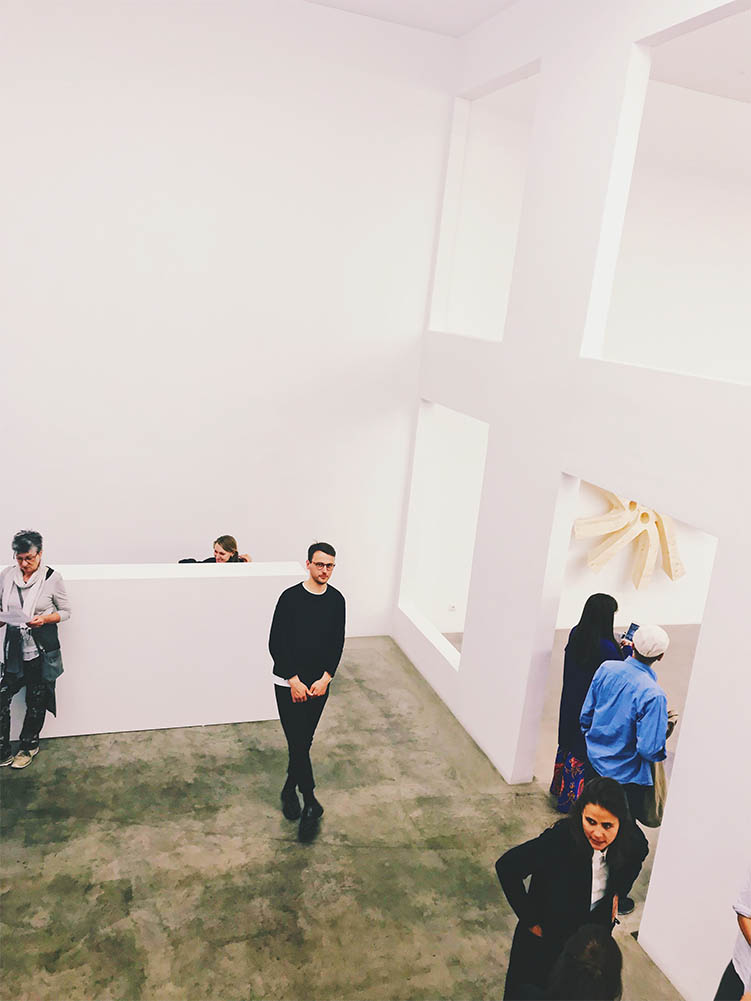 I DECLARE COLORS / Gallery Weekend Berlin 2018 // zeitgenössische Kunst