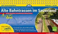 Sauerland Alte Bahntrassen Radwege ADFC Radausfugsfuehrer