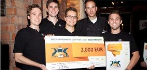 Publikumspreis BW Goes Mobile 2013 kombiniert Werkstatt, Fahrzeug und Terminkalender