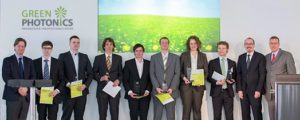 Nachwuchspreis Preisverleihung 2013